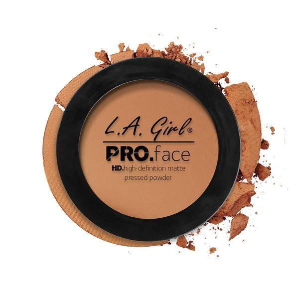 L.A. Girl L.A. Girl HD Pro Face Pressed Powder - Toffee (GPP613)