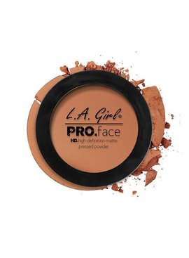 L.A. Girl L.A. Girl HD Pro Face Pressed Powder - Chestnut (GPP614)