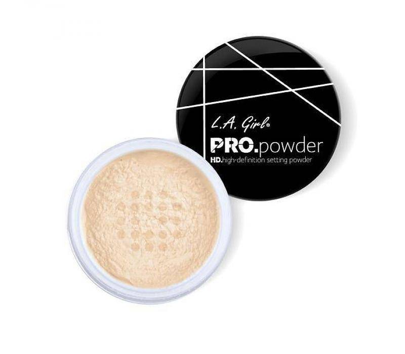 L.A. Girl L.A. Girl HD Pro Setting Powder Banana (GPP920)