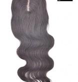 100% Virgin Hair Closure, 14 inch (Body Wave)