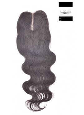 100% Virgin Hair Closure, 14 inch (Body Wave)