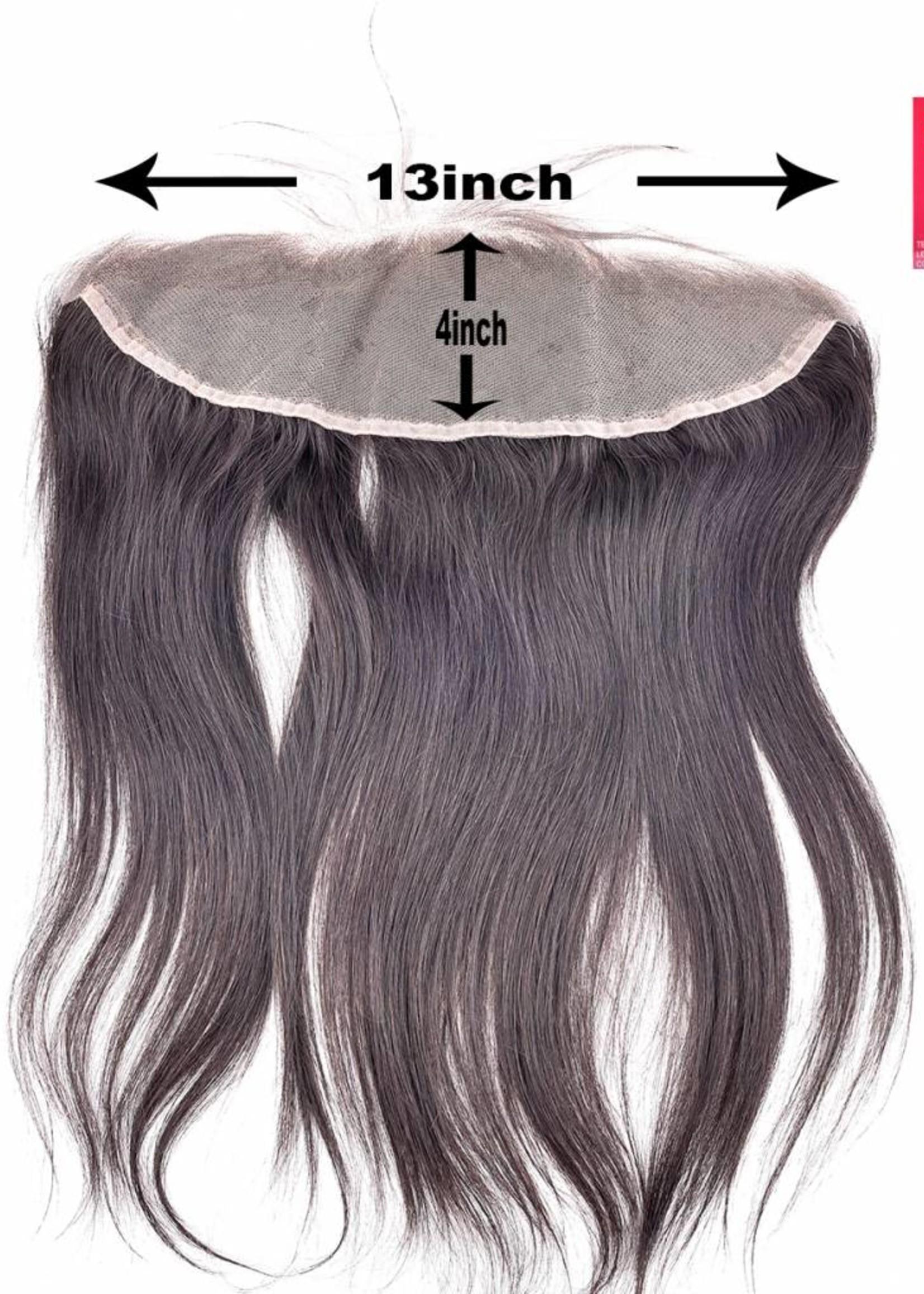 SHRI Indian (Shri) Human Hair Frontal (Steil)