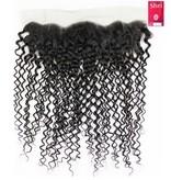 SHRI Indian (Shri) Human Hair Frontal (Jerry Curl)