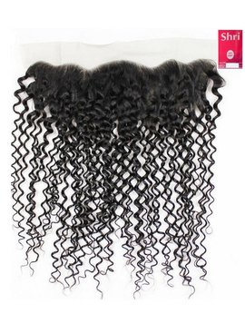 SHRI Indian (Shri) Human Hair Frontal (Jerry Curl)