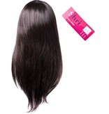 SHRI Indian (Shri) Human Hair Front Lace Wig (Steil)