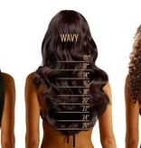 SHRI Indian (Shri) Hair weave (Curly)