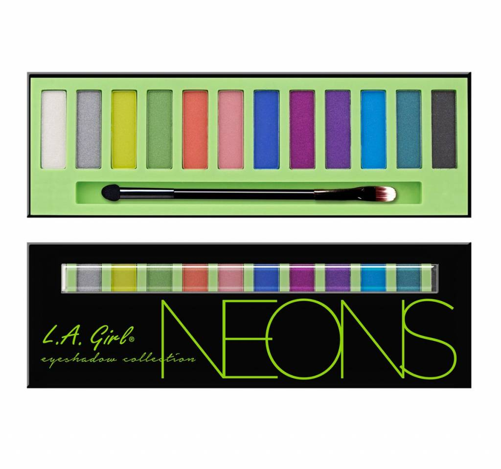 L.A. Girl L.A. Girl 12 Color Eyeshadow Palette