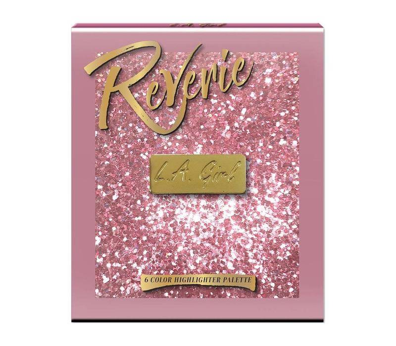 L.A. Girl L.A. Girl Reverie Highlighter Palette (Holiday Limited edition)
