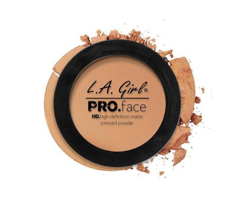 L.A. Girl L.A. Girl HD Pro Face Pressed Powder - Warm Honey (GPP607)