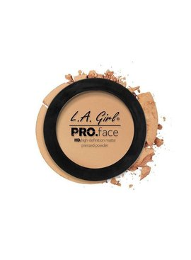L.A. Girl L.A. Girl HD Pro Face Pressed Powder - Soft Honey (GPP608)