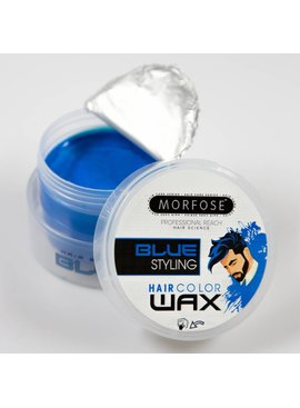 Morfose Morfose Haircolorwax - Blue 100ml