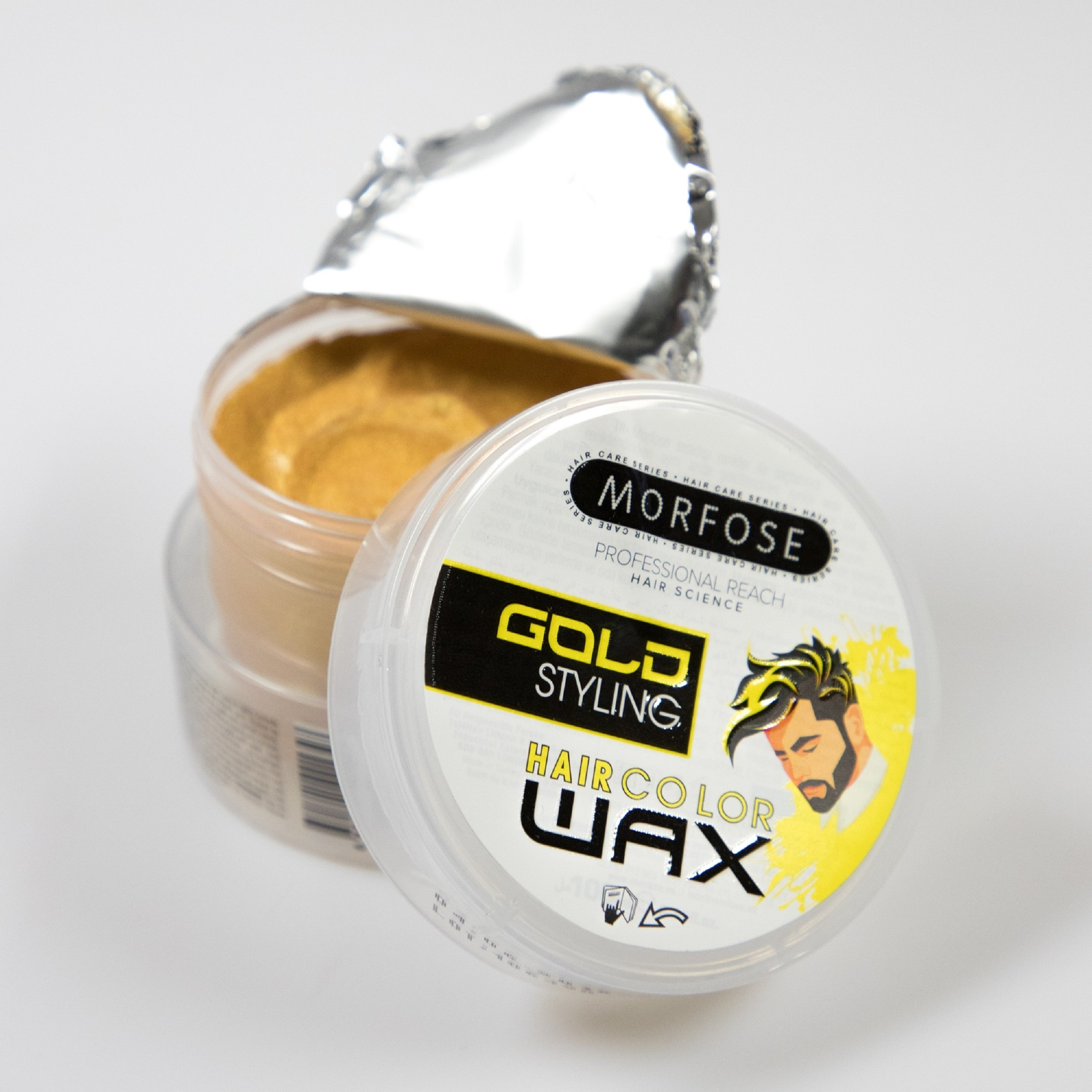 Morfose Morfose Haircolorwax -  Gold 100ml