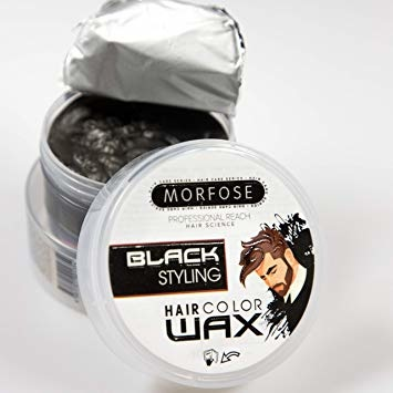 Morfose Morfose Haircolorwax - Black 100ml