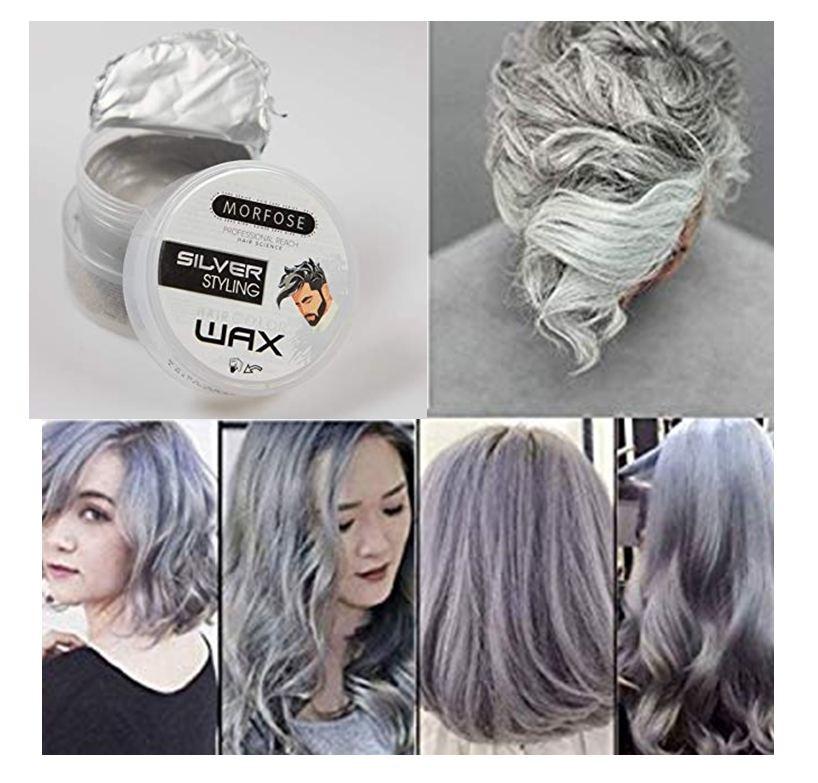 Morfose Morfose Haircolorwax - Silver 100ml