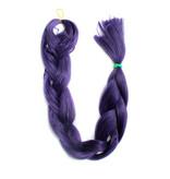 X-pression X-Pression Ultra Braid 100% Kanekalon Color Violet