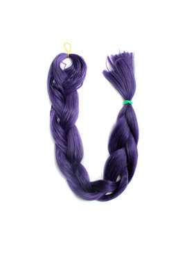 X-pression X-Pression Ultra Braid 100% Kanekalon Color Violet