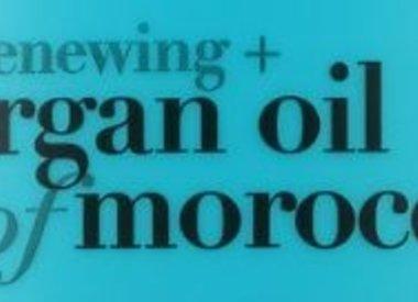 Organix Moroccan Argan Oil