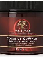 As I Am AS I AM - NATURALLY COCONUT COWASH 16OZ