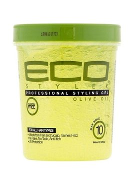 Eco Styler Professional ECO STYLER PROFESSIONAL – STYLING GEL OLIVE OIL MAX HOLD 32 OZ