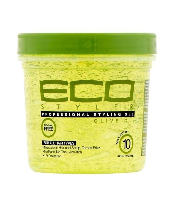 Eco Styler Professional ECO STYLER PROFESSIONAL - STYLING GEL OLIVE OIL MAX HOLD 16 OZ
