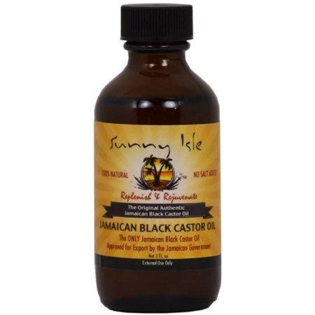 Sunny Isle SUNNY ISLE - JAMAICAN BLACK CASTOR OIL 4OZ