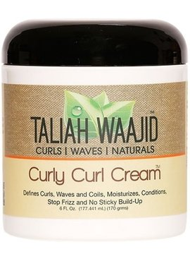 Taliah Waajid TALIAH WAAJID - CURLY CURL CREAM 177ML
