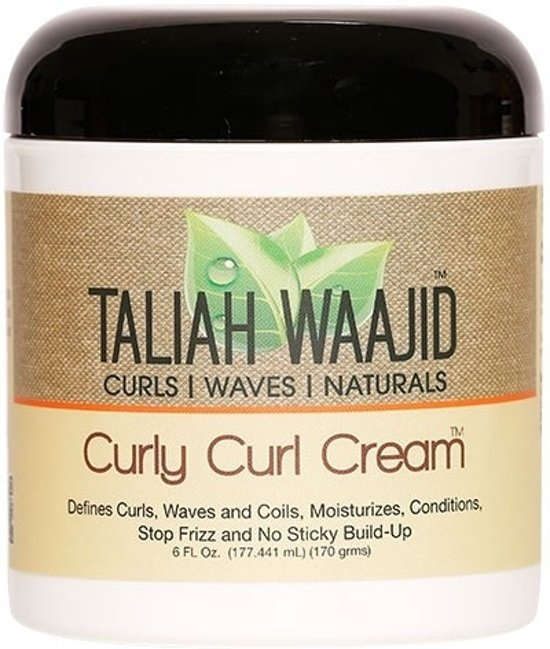 Taliah Waajid TALIAH WAAJID - CURLY CURL CREAM 177ML