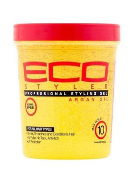 Eco Styler Professional ECO STYLE PROFESSIONAL - STYLING GEL ARGAN OIL MAX HOLD 32 OZ