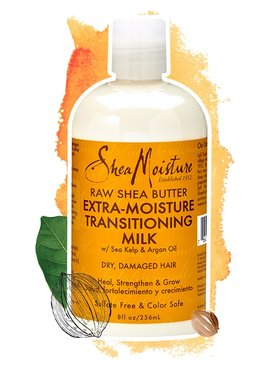 Shea Moisture SHEA MOISTURE - RAW SHEA BUTTER EXTRA-MOISTURE TRANSITIONING MILK 236ML
