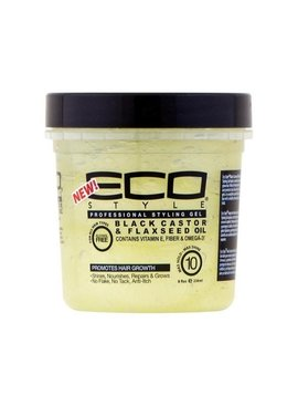 Eco Styler Professional ECO STYLER PROFESSIONAL - STYLING GEL JAMAICAN BLACK CASTOR OIL 8 OZ