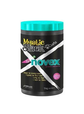 Novex NOVEX - MY CURLS MYSTIC BLACK HAIR MASK 1 KG