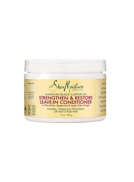 Shea Moisture SHEA MOISTURE - JAMAICAN BLACK CASTOR OIL LEAVE IN CONDITIONER 11 OZ / 312 GR