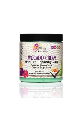 Alikay Naturals ALIKAY NATURALS - AVOCADO CREAM MOISTURE REPAIRING HAIR MASK 8 OZ