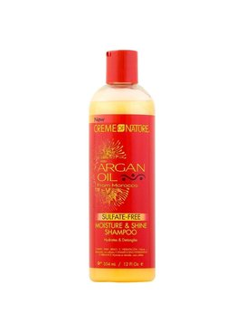 Creme of Nature  CREME OF NATURE ARGAN OIL MOISTURE & SHINE SHAMPOO 12 OZ