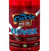 Novex NOVEX - MOVIE STAR MASK 1KG