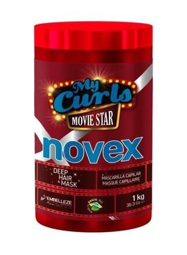 Novex NOVEX - MOVIE STAR MASK 1KG