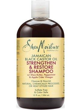 Shea Moisture JAMAICAN BLACK CASTOR OIL SHAMPOO 13 OZ SALE!