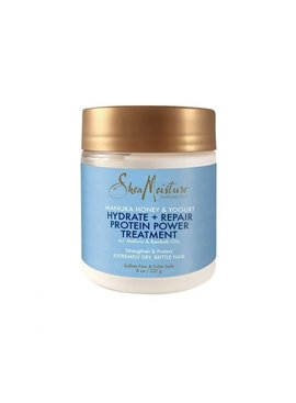 Shea Moisture SHEA MOISTURE - MANUKA HONEY & YOUGURT HYDRATE + REPAIR PROTEIN STRONG TREATMENT 227 G