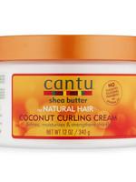 Cantu Shea Butter CANTU SHEA BUTTER - NATURAL HAIR COCONUT CURLING CREAM 340 GR