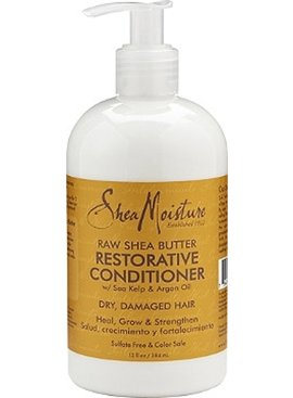 Shea Moisture SHEA MOISTURE - RAW SHEA BUTTER RESTORATIVE CONDITIONER 384 ML