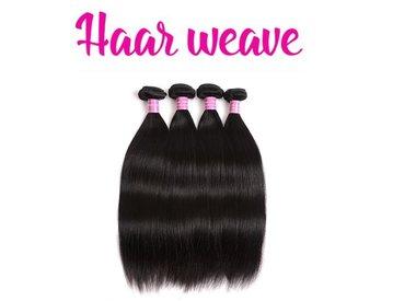 Haar weave