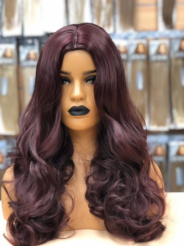 Synthestische Wig Cherry - Julianne