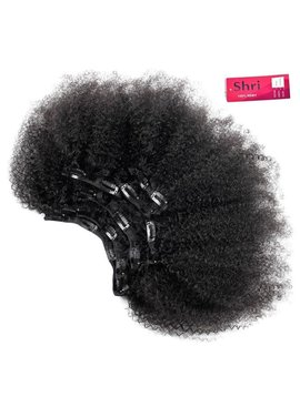 Clip-in Afro Kinky Curly