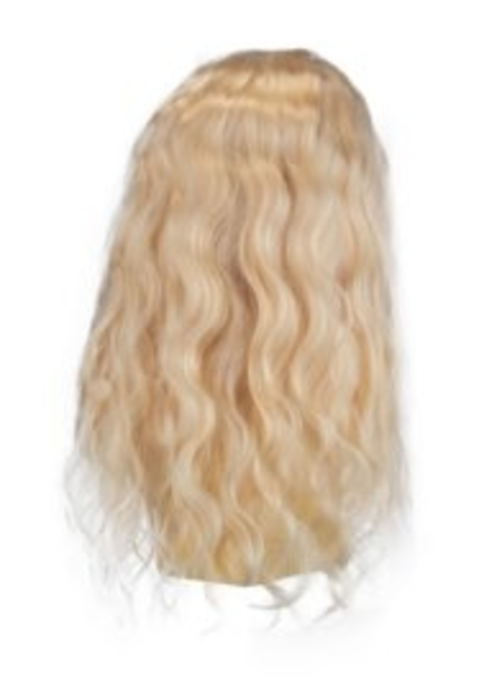 SHRI Indian (Shri) Human Hair (BLOND #613) Front Lace Wig (Body Wave)