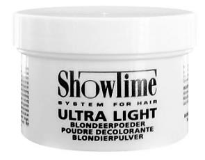Showtime Ultralight Blondeerpoeder (100gram)