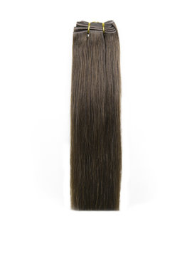 SHRI Indian (Shri) Hair weave (Steil) - #2 Deep Dark Brown
