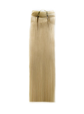 SHRI Indian (Shri) Hair weave (Steil) - #60 White Blonde