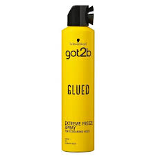 SCHWARZKOPF GOT2B GLUED EXTREME FREEZE HAARSPRAY