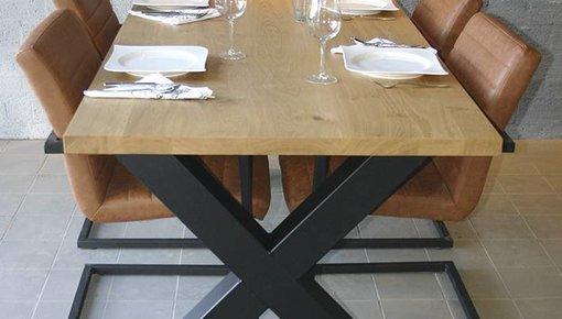Kruispoot tafel van Design85
