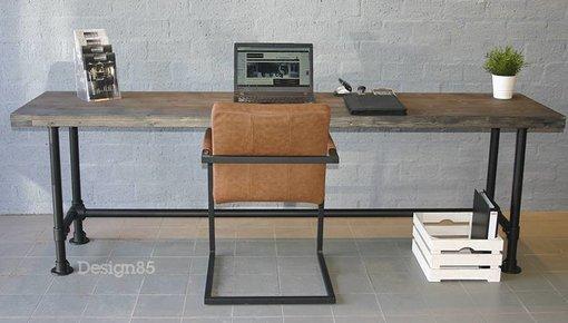 Industrieel bureau van Design85